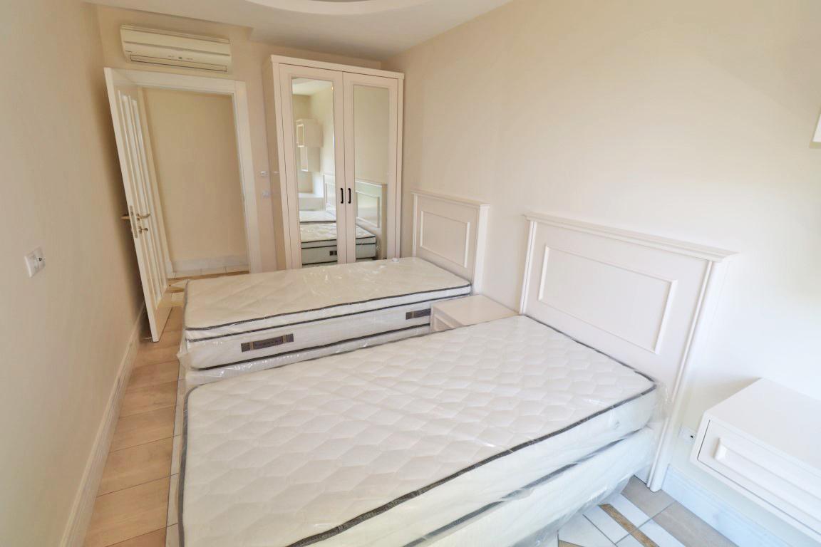Меблированная квартира 2+1 в хорошем комплексе рядом с пляжем Клеопатра - Фото 25