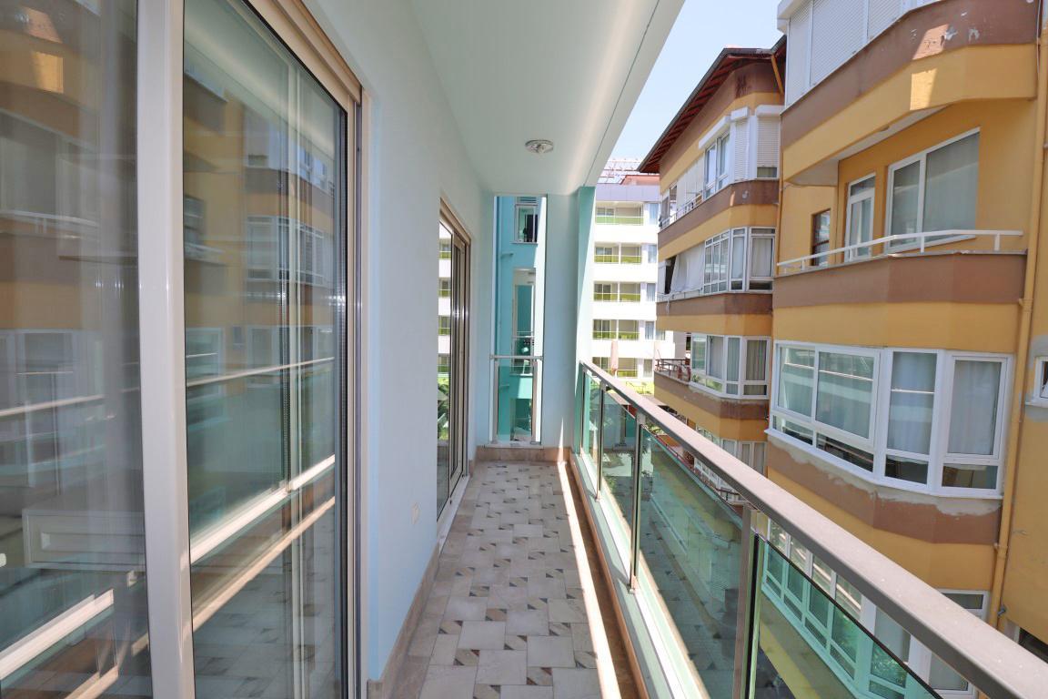 Меблированная квартира 2+1 в хорошем комплексе рядом с пляжем Клеопатра - Фото 36