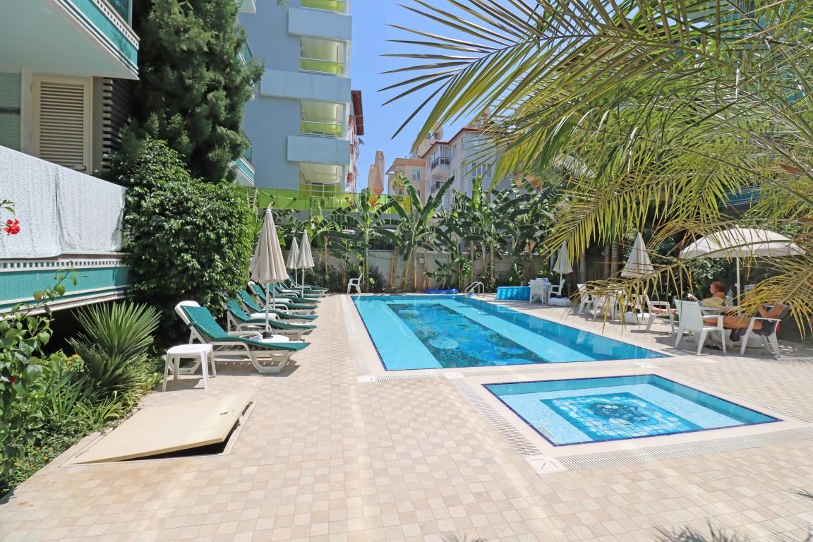Меблированная квартира 2+1 в хорошем комплексе рядом с пляжем Клеопатра - Фото 6