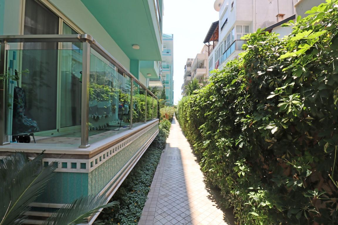 Меблированная квартира 2+1 в хорошем комплексе рядом с пляжем Клеопатра - Фото 9