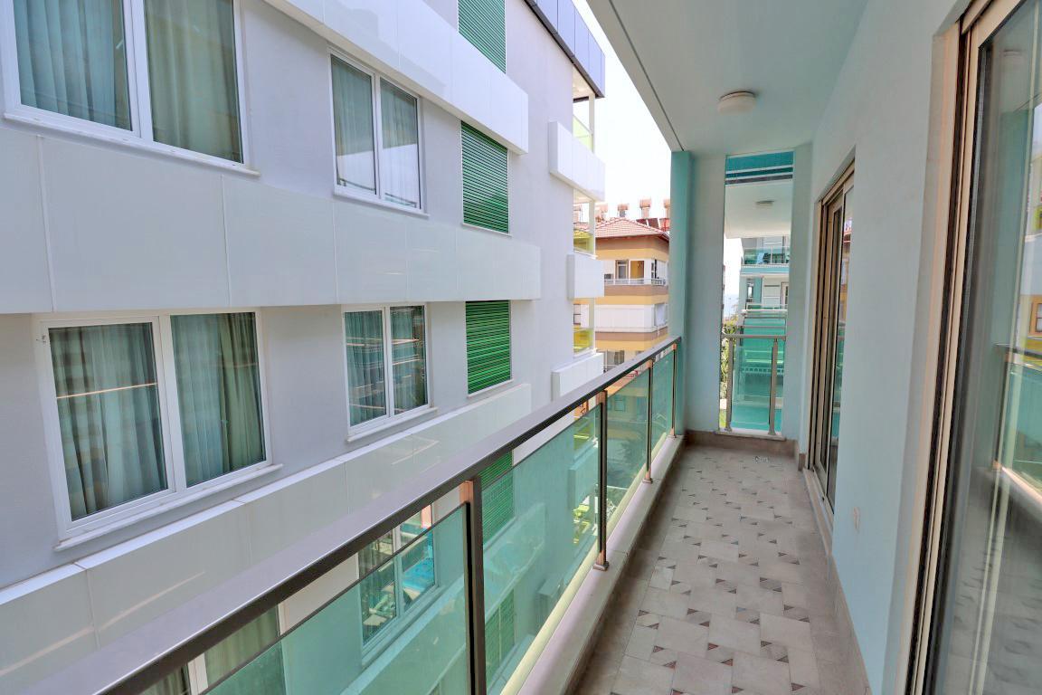 Квартира 2+1 рядом с пляжем Клеопатра  - Фото 24