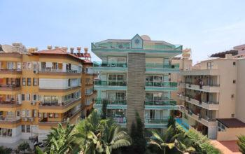 Квартира 2+1 рядом с пляжем Клеопатра