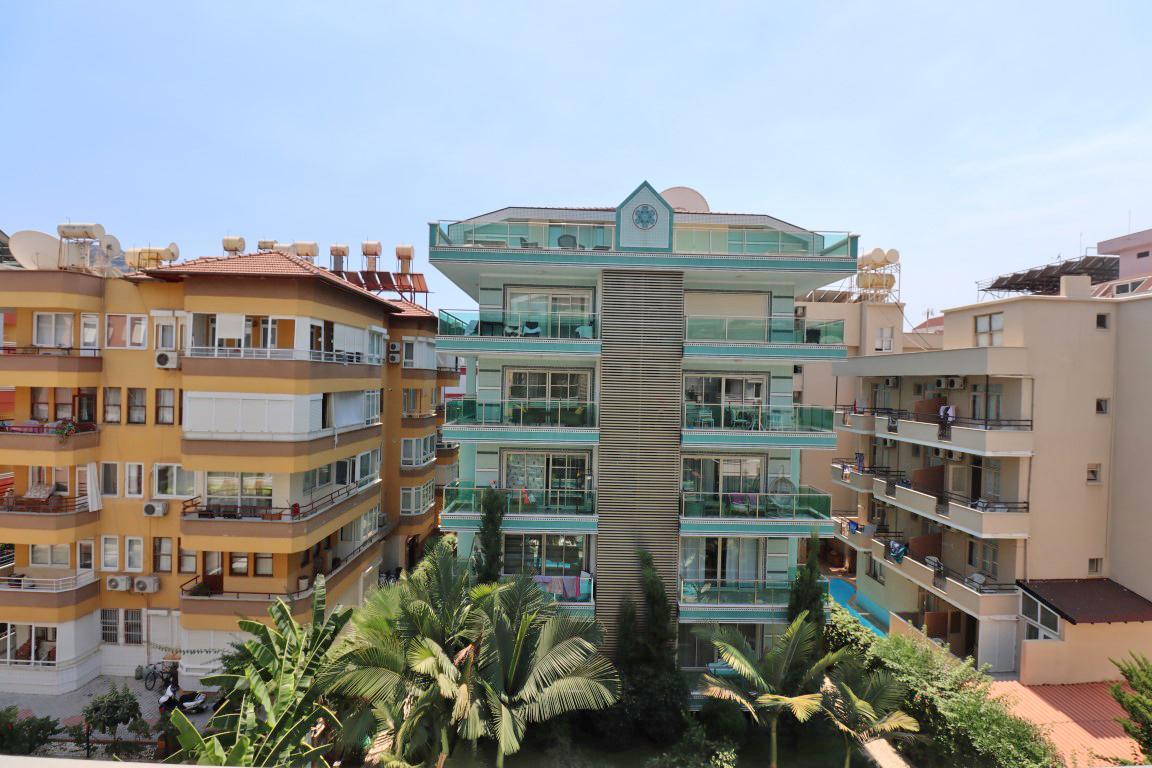 Квартира 2+1 рядом с пляжем Клеопатра  - Фото 1