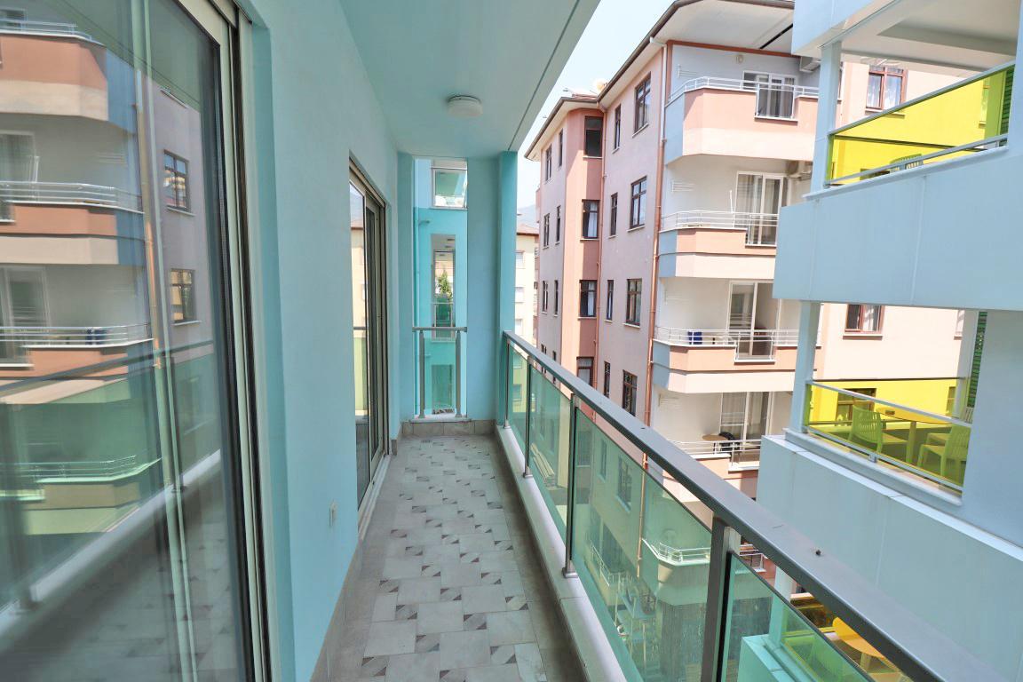 Квартира 2+1 рядом с пляжем Клеопатра  - Фото 28