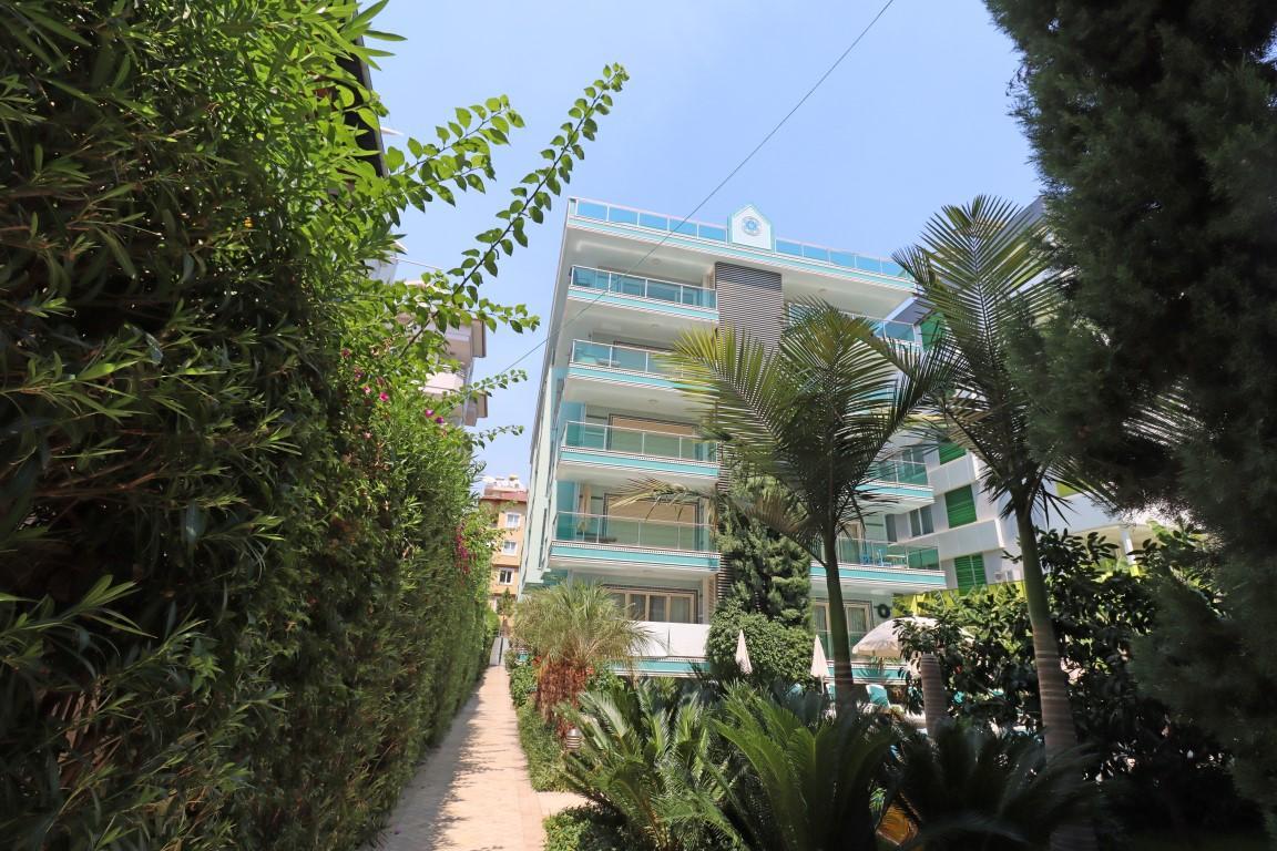 Меблированная квартира 2+1 в хорошем комплексе рядом с пляжем Клеопатра - Фото 3