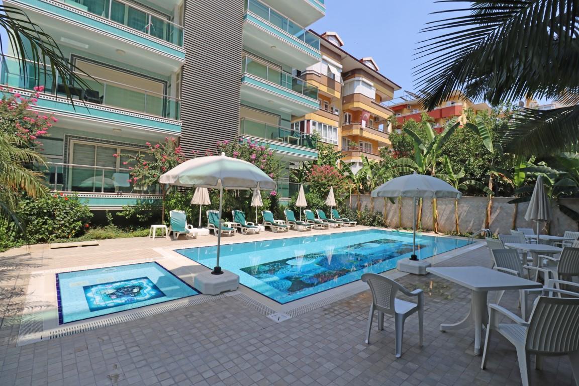 Меблированная квартира 2+1 в хорошем комплексе рядом с пляжем Клеопатра - Фото 5