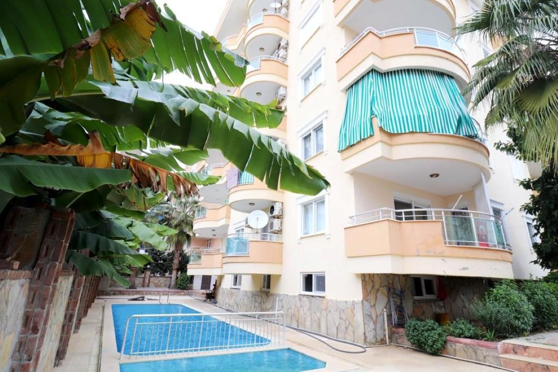 Меблированная квартира 2+1 рядом с морем в Махмутларе - Фото 18