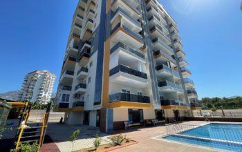 Уютные апартаменты для большой семьи в спокойной части Махмутлара