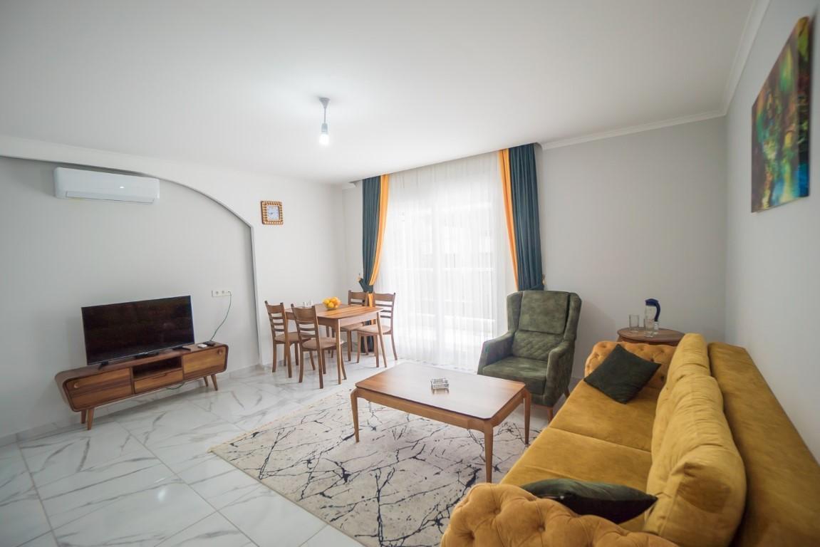 Меблированные апартаменты в новом ЖК в Махмутларе - Фото 5