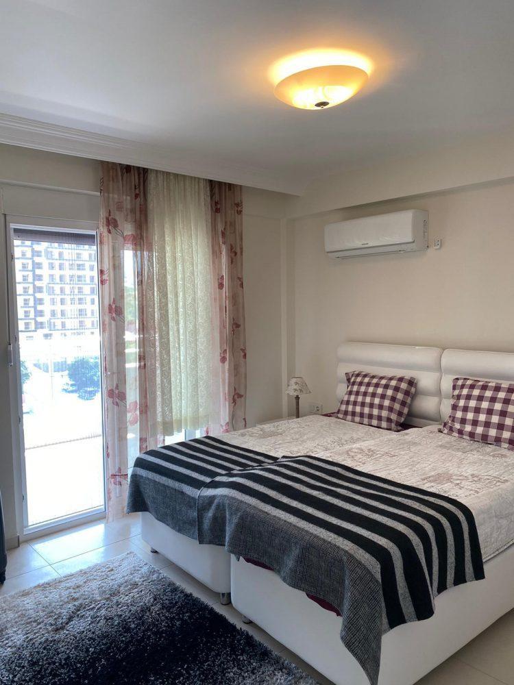 Уютная меблированная квартира в Махмутлар - Фото 17