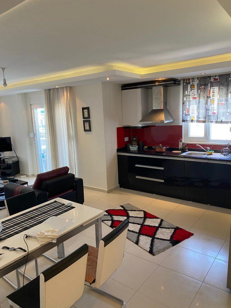 Уютная меблированная квартира в Махмутлар - Фото 13