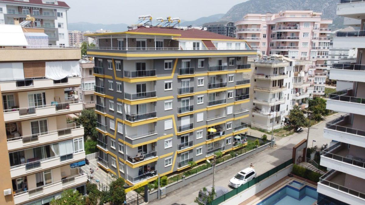 Меблированные апартаменты в новом ЖК в Махмутларе - Фото 1
