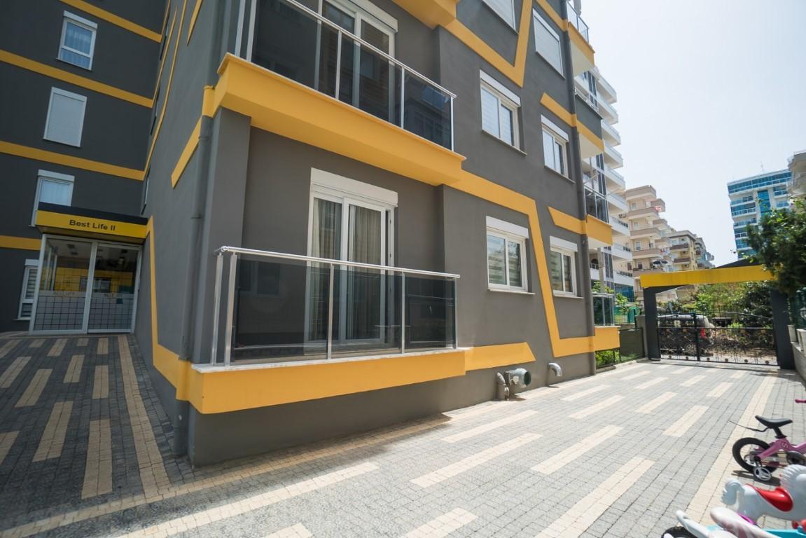 Меблированные апартаменты в новом ЖК в Махмутларе - Фото 16
