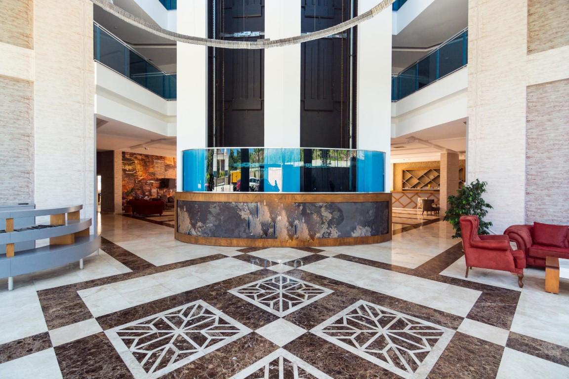 Меблированная квартира 1+1 в комплексе с богатой инфраструктурой район Махмутлар - Фото 19