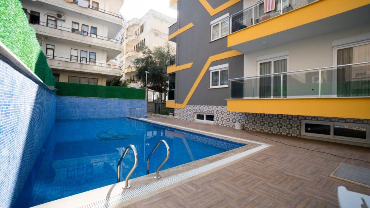 Меблированные апартаменты в новом ЖК в Махмутларе - Фото 26