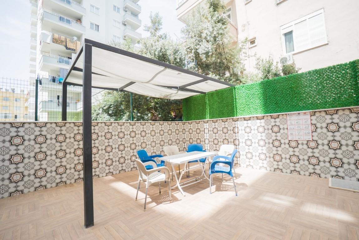 Меблированные апартаменты в новом ЖК в Махмутларе - Фото 23