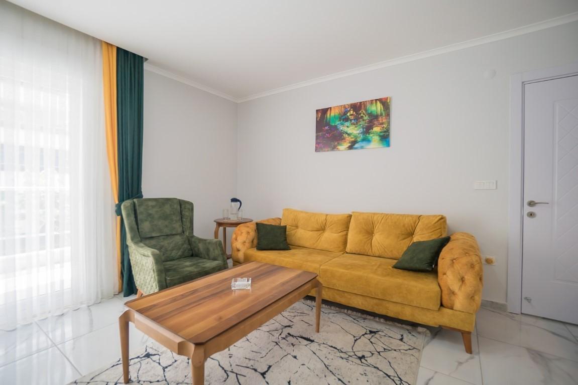Меблированные апартаменты в новом ЖК в Махмутларе - Фото 3