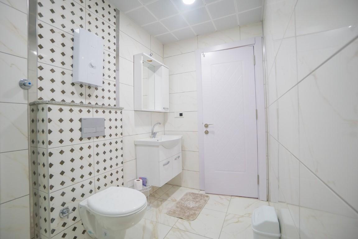 Меблированные апартаменты в новом ЖК в Махмутларе - Фото 14