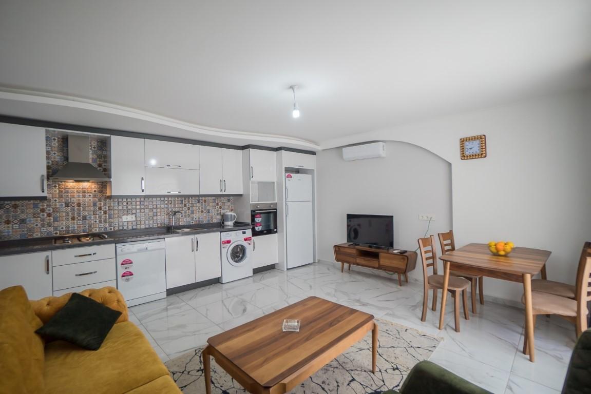 Меблированные апартаменты в новом ЖК в Махмутларе - Фото 6