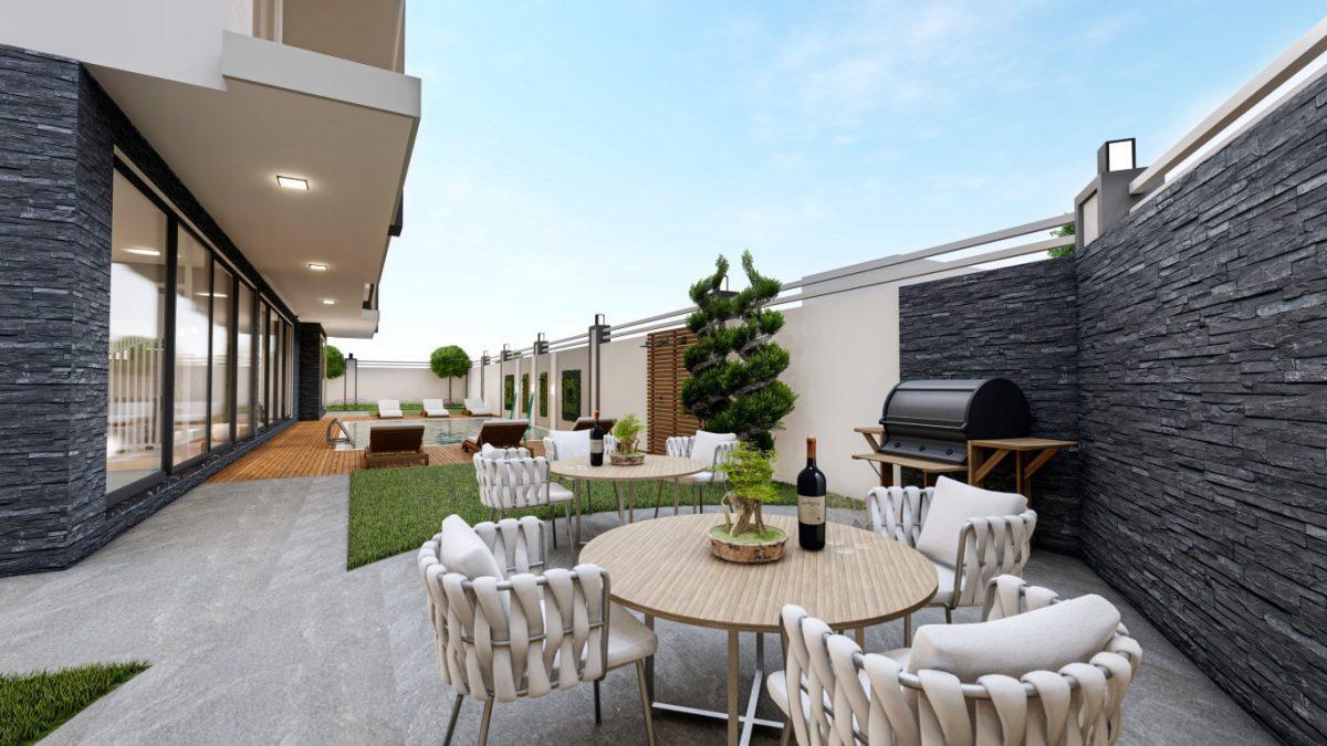 Новый комплекс в Махмутларе с доступными ценами - Фото 6
