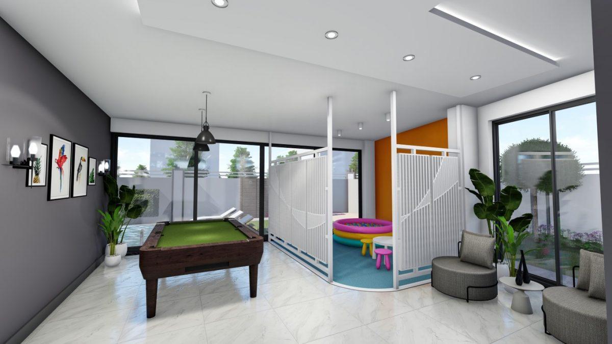 Новый комплекс в Махмутларе с доступными ценами - Фото 8