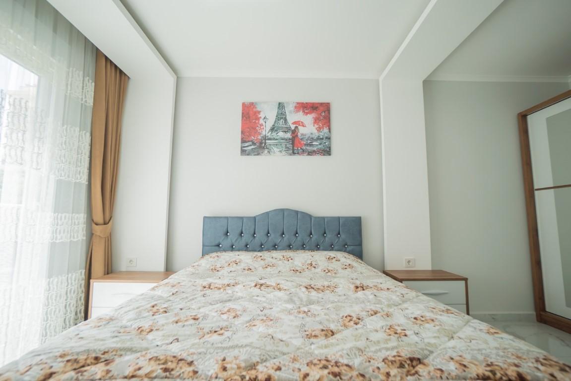 Меблированные апартаменты в новом ЖК в Махмутларе - Фото 13