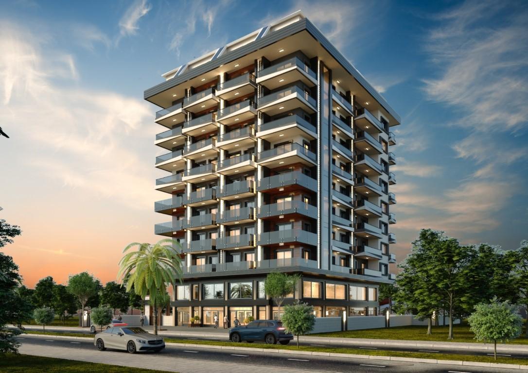 Квартира в новом комплексе в центре Махмутлара - Фото 1