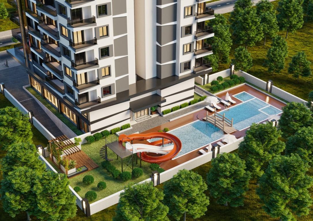 Квартира в новом комплексе в центре Махмутлара - Фото 4