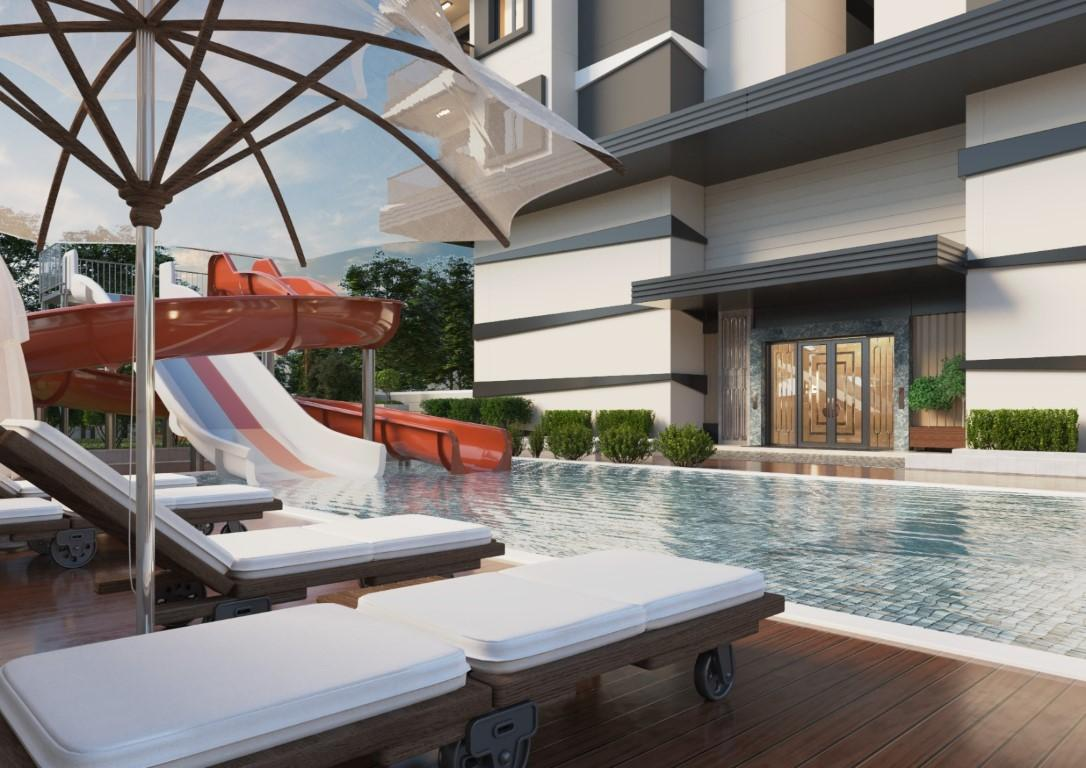 Квартира в новом комплексе в центре Махмутлара - Фото 6