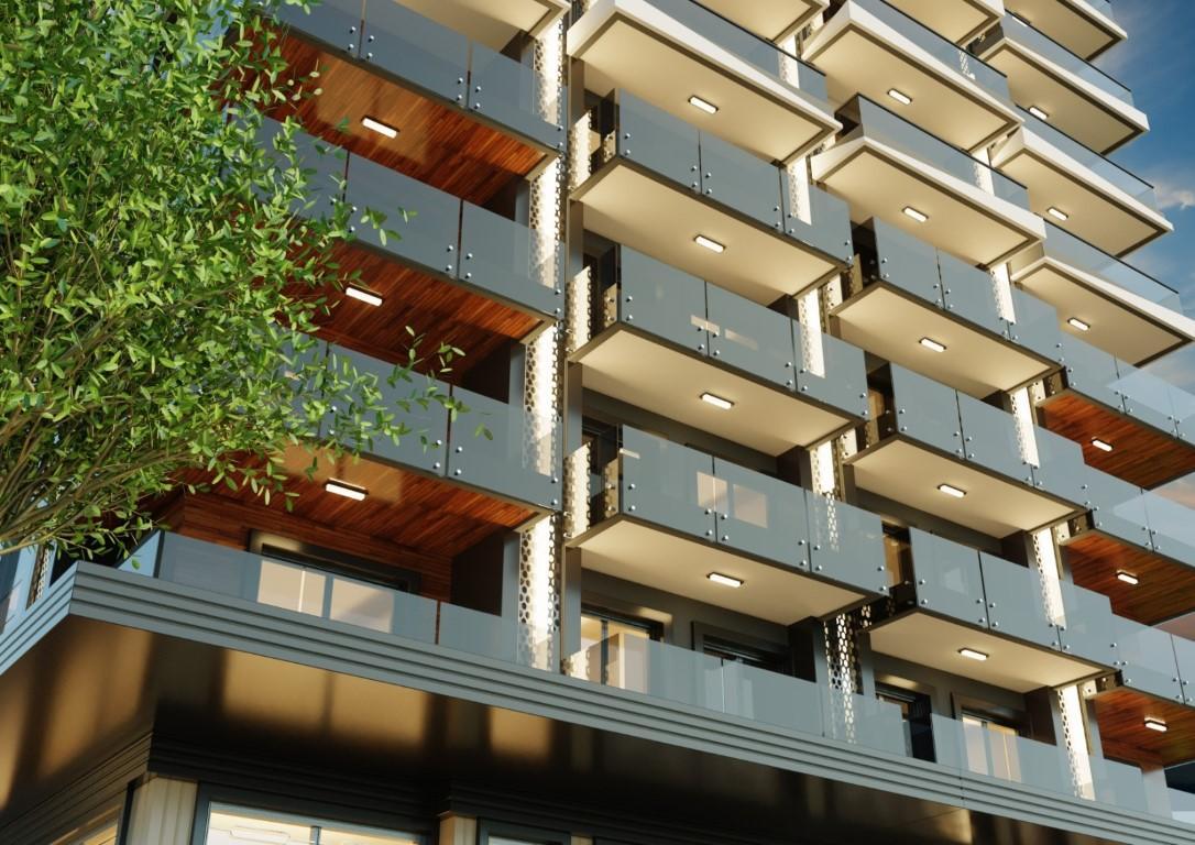 Квартира в новом комплексе в центре Махмутлара - Фото 5
