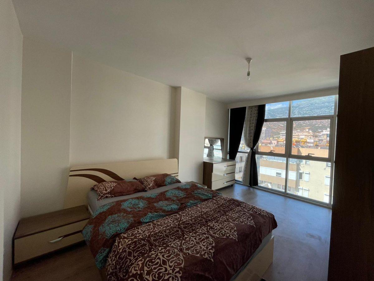 Меблированный пентхаус с тремя спальнями в Махмутларе  - Фото 17