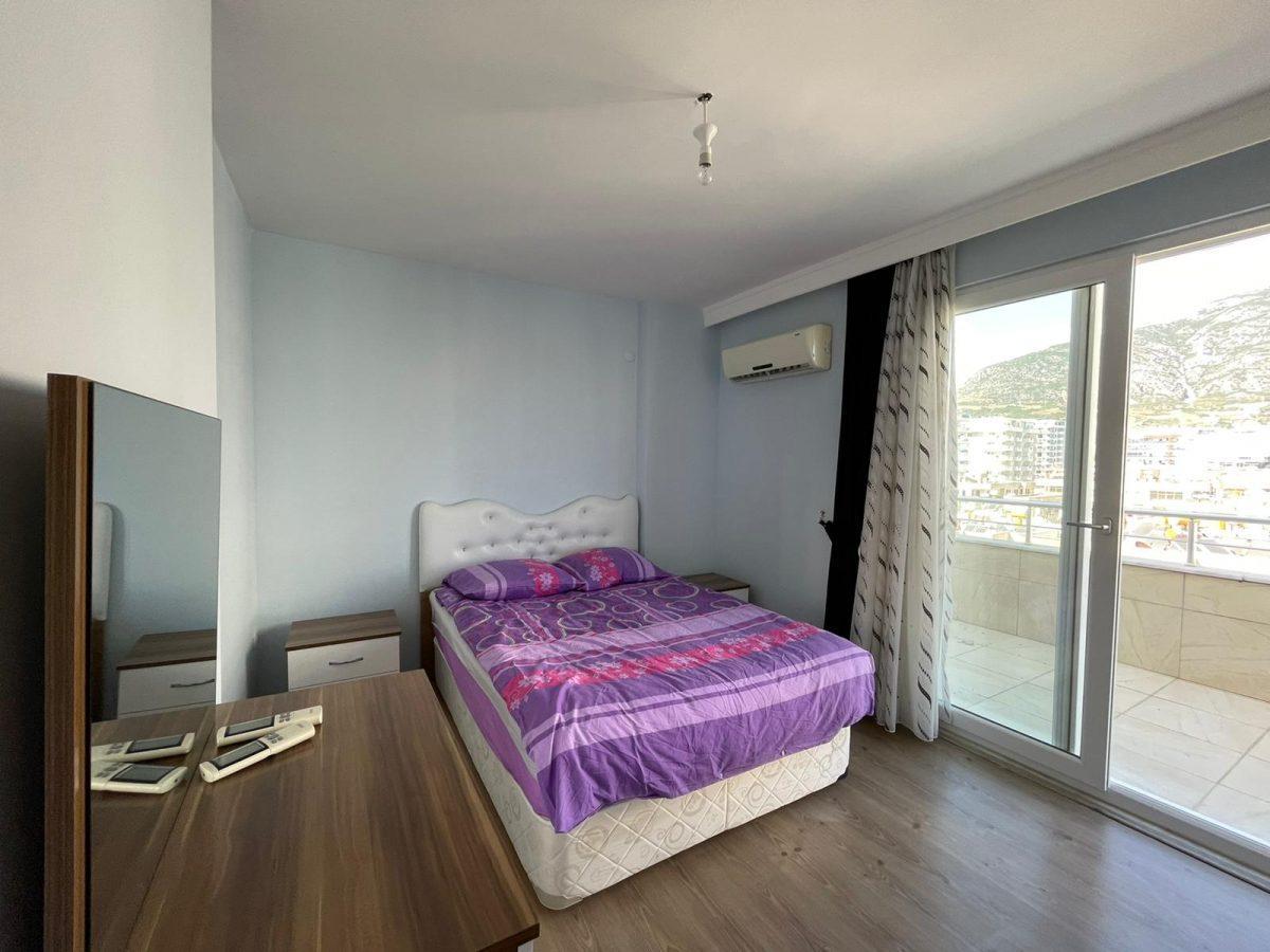 Меблированный пентхаус с тремя спальнями в Махмутларе  - Фото 25