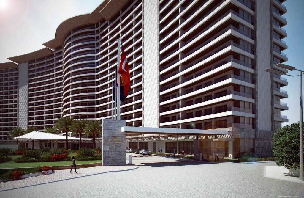 Комплекс с инфраструктурой отеля 5* в тихом районе Алании  - Фото 2