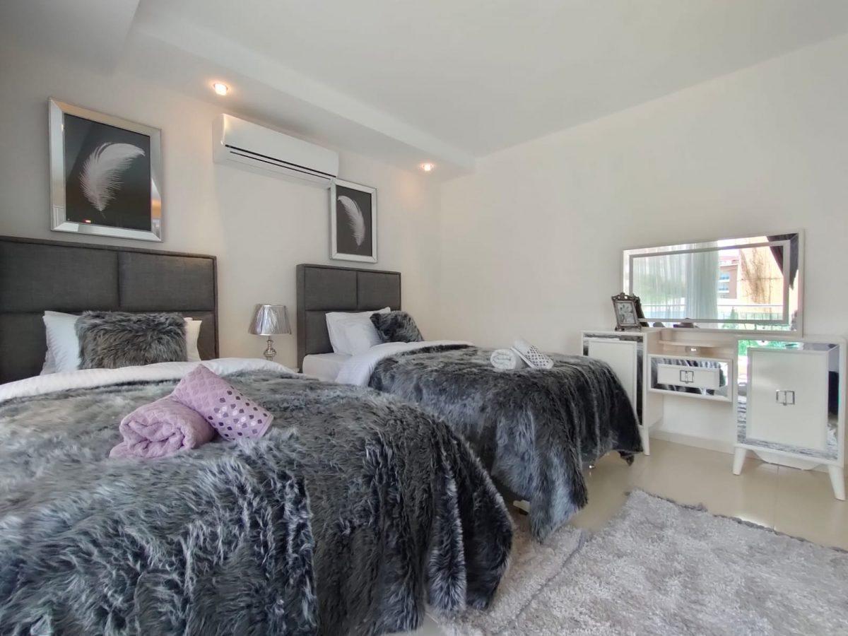 Меблированная квартира 2+1 в супер комплексе района Кестель - Фото 12