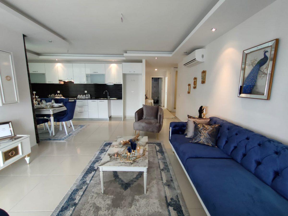 Меблированная квартира 2+1 в супер комплексе района Кестель - Фото 7