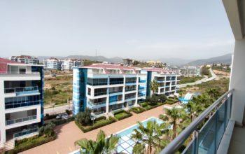 Меблированная квартира 2+1 в супер комплексе района Кестель