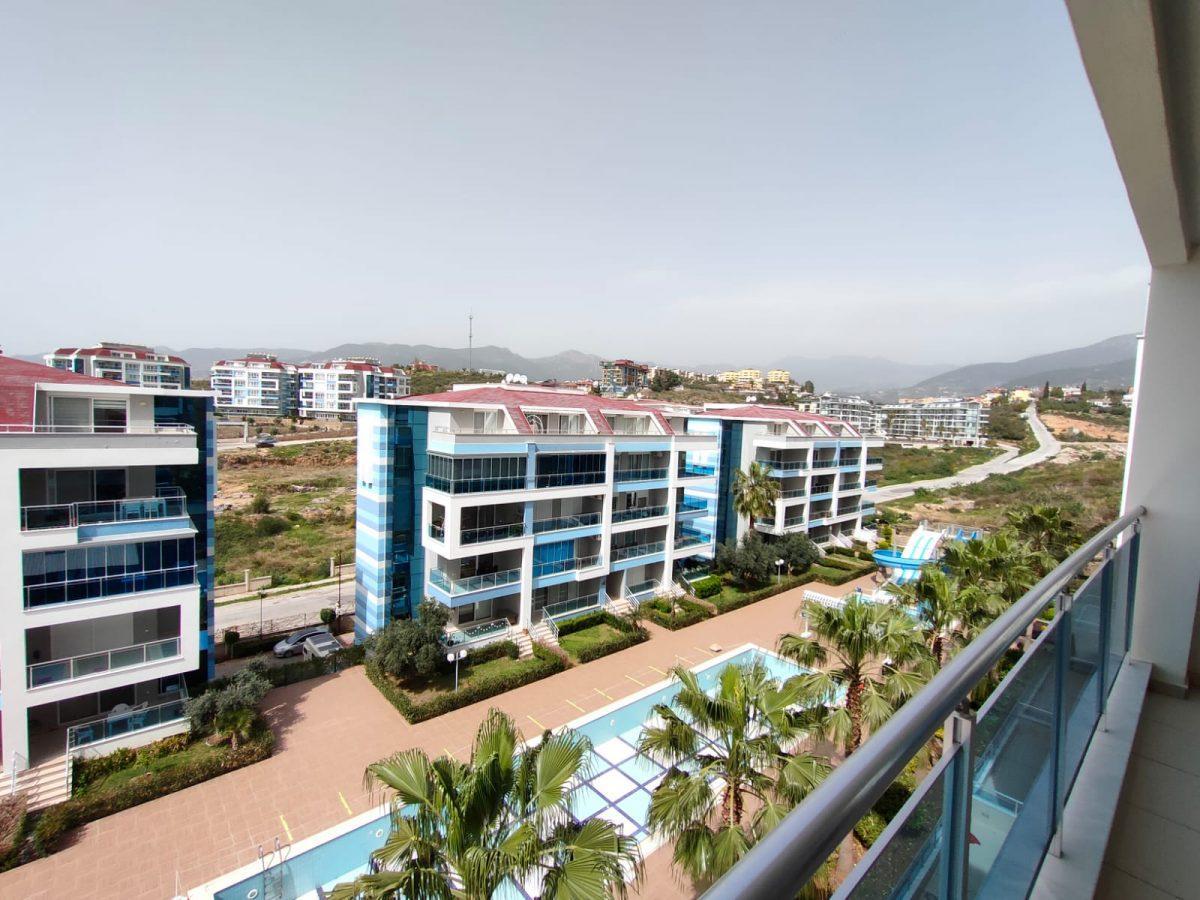 Меблированная квартира 2+1 в супер комплексе района Кестель - Фото 1