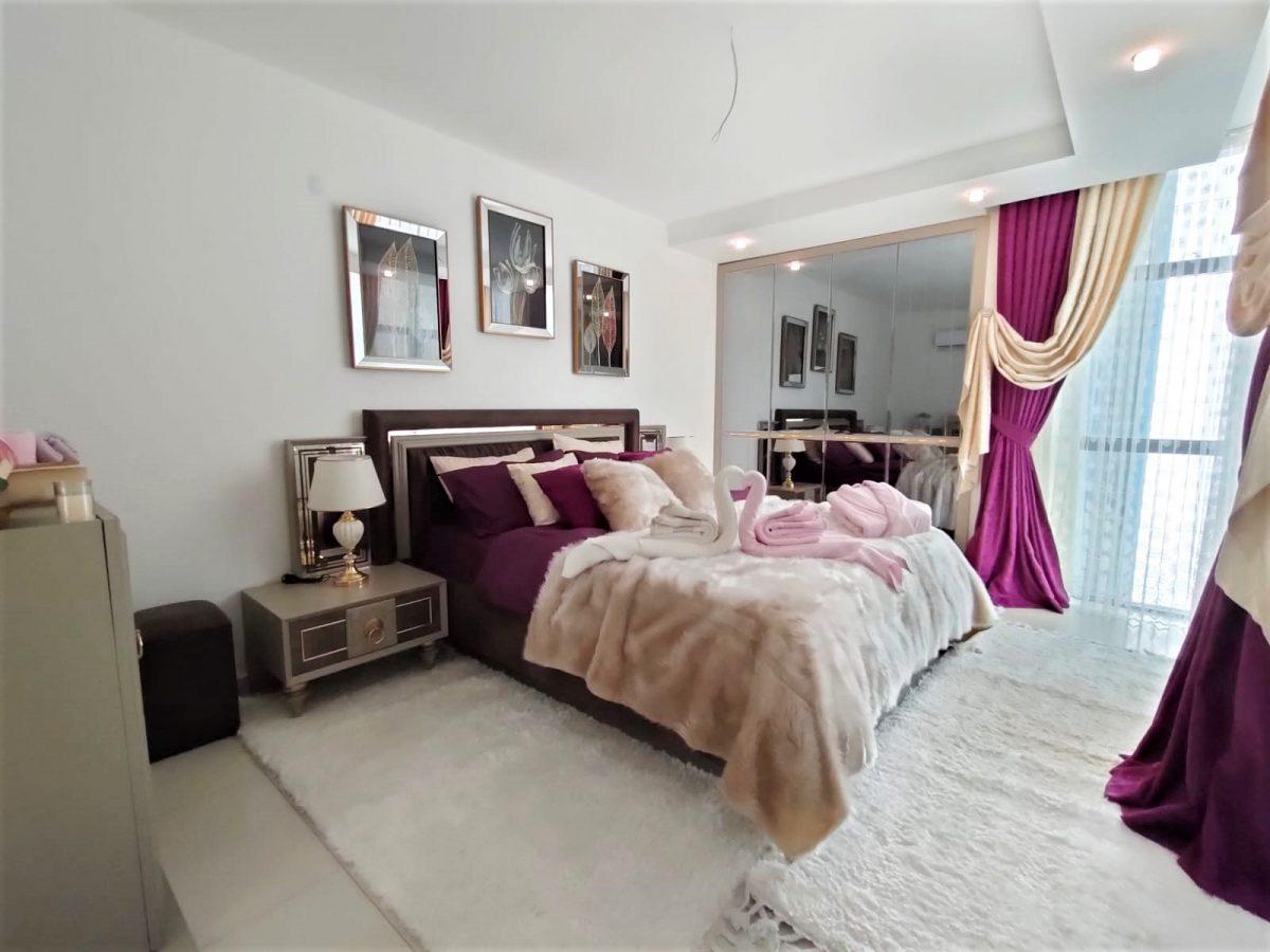 Меблированная квартира 2+1 в супер комплексе района Кестель - Фото 8