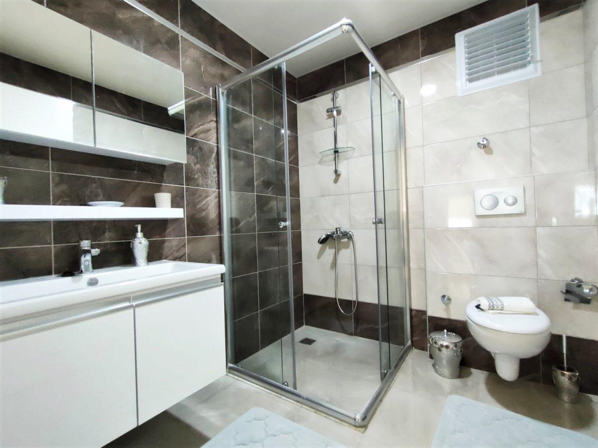 Меблированная квартира 2+1 в супер комплексе района Кестель - Фото 9