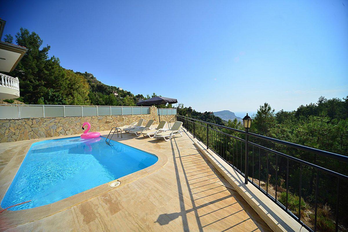 Вилла на Севере Аланьи с собственным бассейном - Фото 6