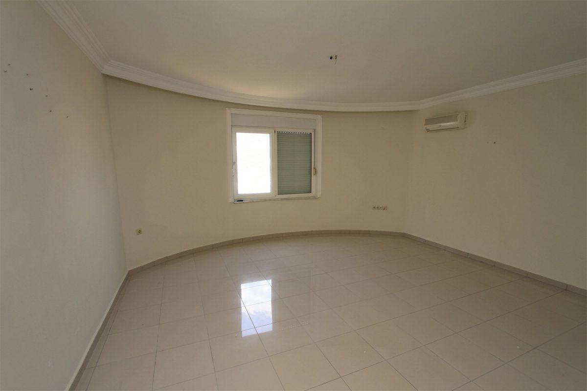 Просторная квартира 3+1 в Махмутлар в комплексе с инфраструктурой отеля - Фото 14