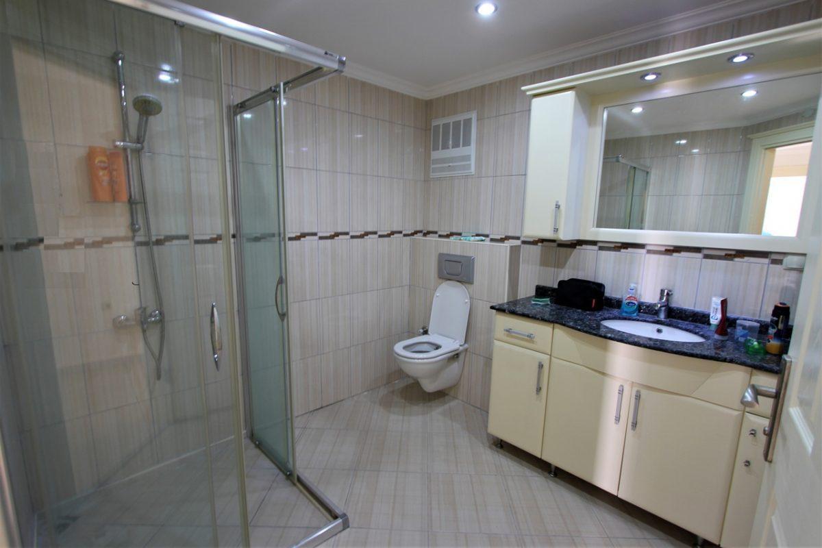 Просторная квартира 3+1 в Махмутлар в комплексе с инфраструктурой отеля - Фото 10