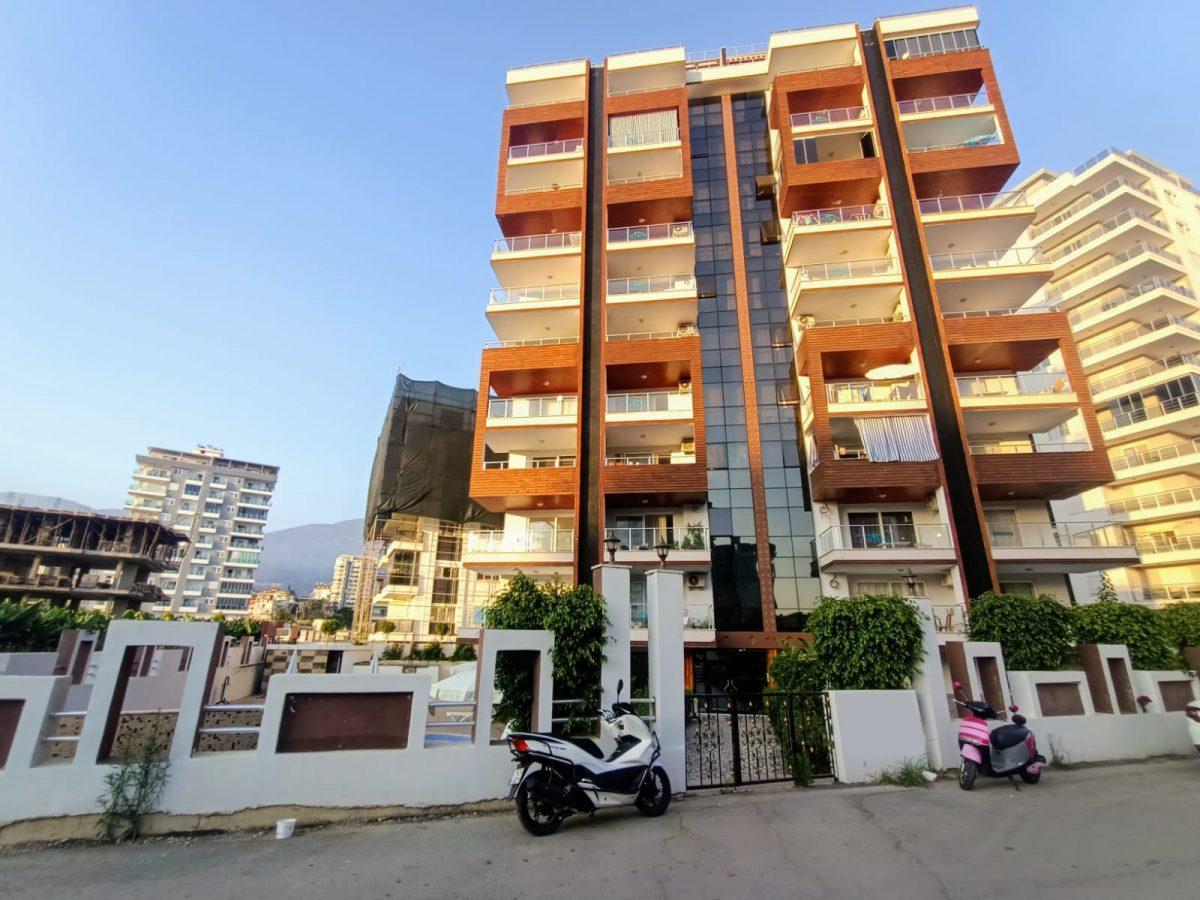 Уютные апартаменты 1+1 в Махмутлар - Фото 1