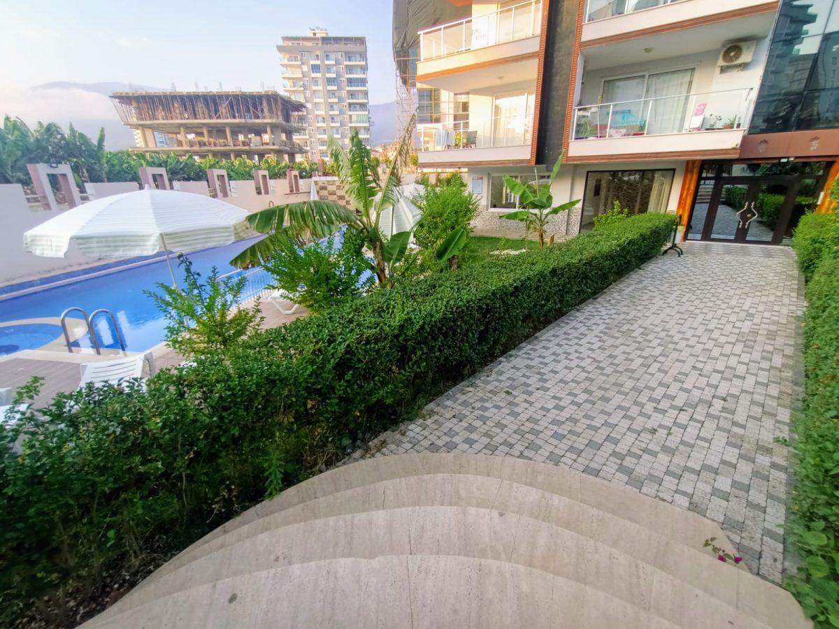 Уютные апартаменты 1+1 в Махмутлар - Фото 4