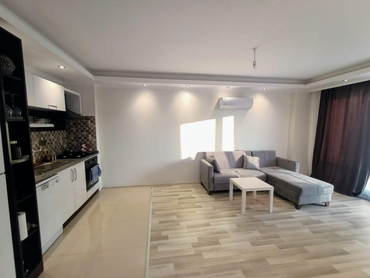 Уютные апартаменты 1+1 в Махмутлар - Фото 12
