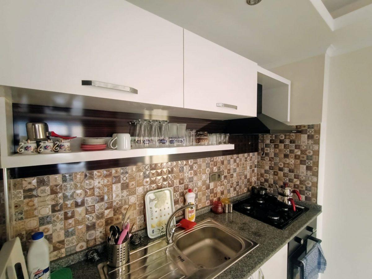 Уютные апартаменты 1+1 в Махмутлар - Фото 13