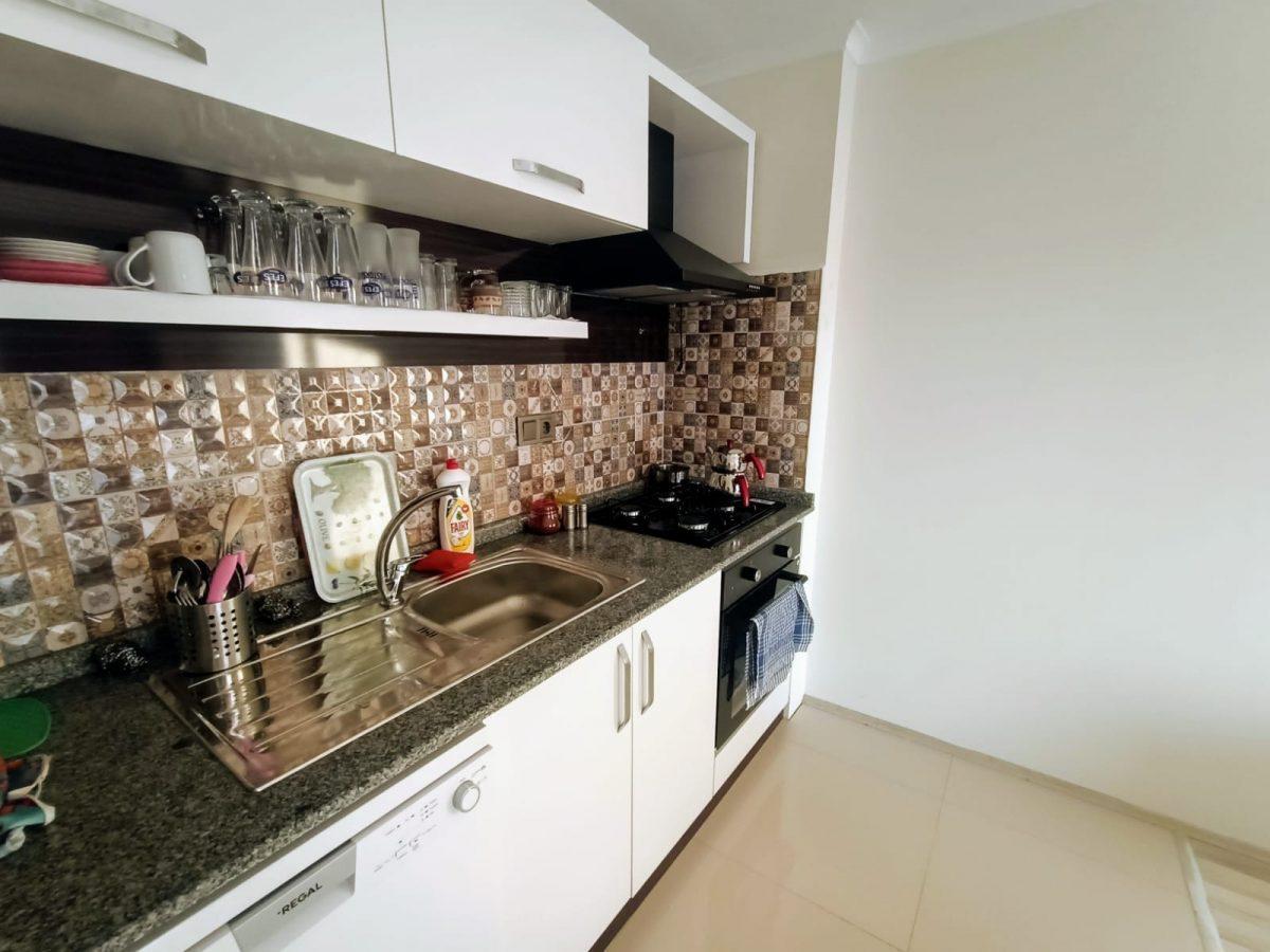 Уютные апартаменты 1+1 в Махмутлар - Фото 16