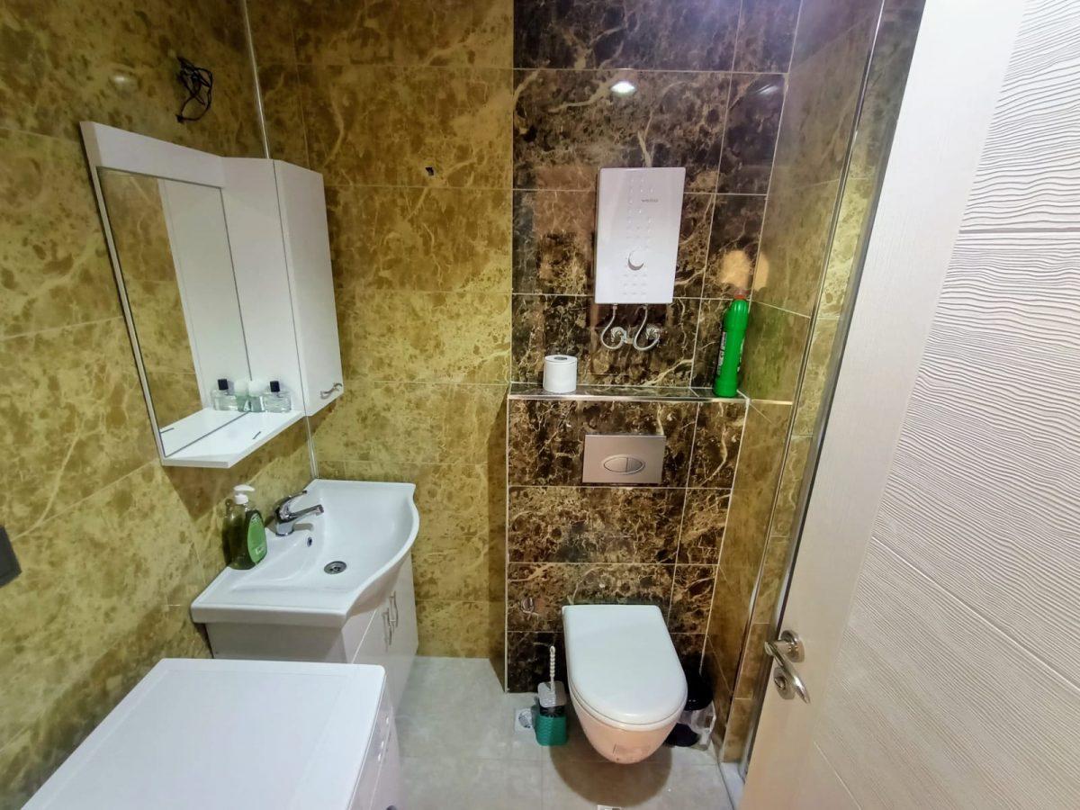 Уютные апартаменты 1+1 в Махмутлар - Фото 22