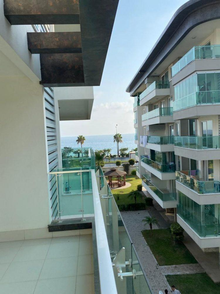 Квартира рядом с морем в жилом комплексе в Кестеле  - Фото 20
