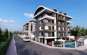 Квартиры в новом жилом комплексе Оба